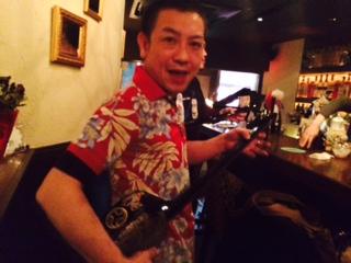 ベニ・トトゥお誕生日会と沖縄な夜。_a0050302_23452414.jpg