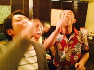 ベニ・トトゥお誕生日会と沖縄な夜。_a0050302_23492795.jpg