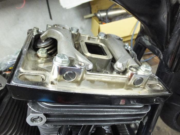 塗装完了!  EVOエンジン組み_c0226202_1950473.jpg