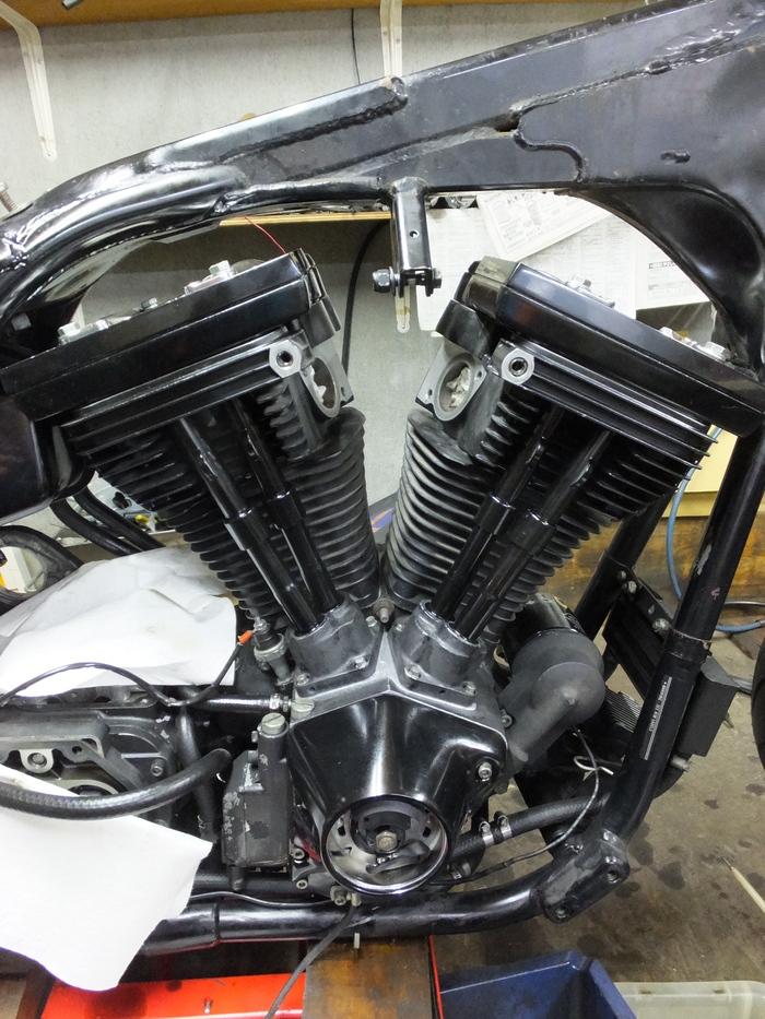 塗装完了!  EVOエンジン組み_c0226202_19514463.jpg