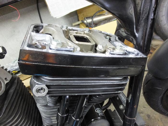 塗装完了!  EVOエンジン組み_c0226202_1951768.jpg