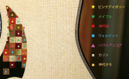人生最高峰のギター! Yokoyama Guitars 『AR-GB #555』_c0137404_12144219.jpg