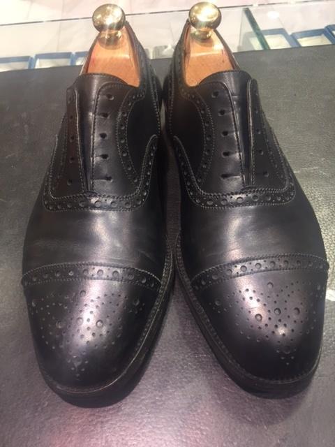 黒靴も色が抜ける?_b0226322_19445360.jpg