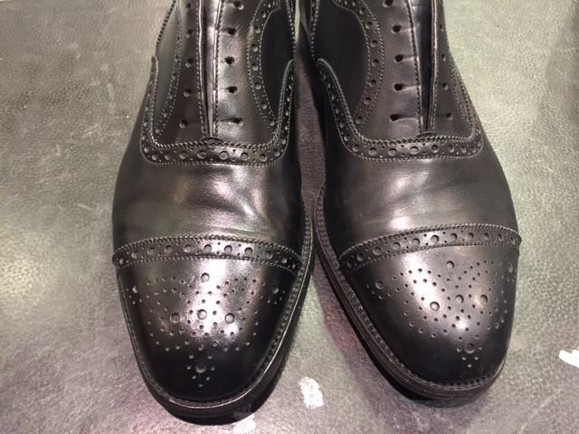 黒靴も色が抜ける?_b0226322_19454391.jpg