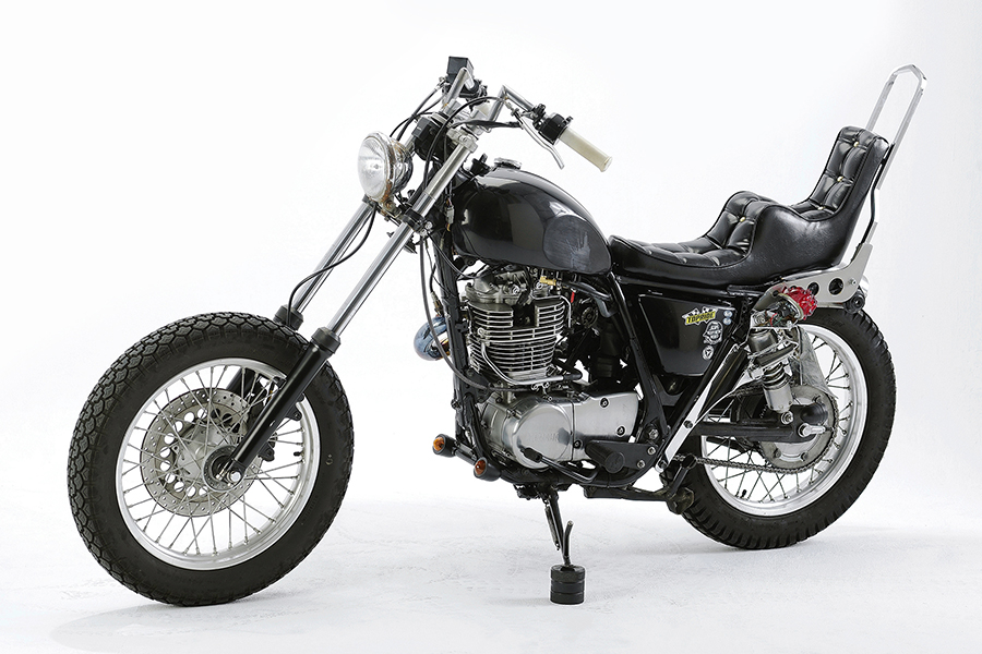 Yamaha SR400 FI Custom_e0182444_1494554.jpg