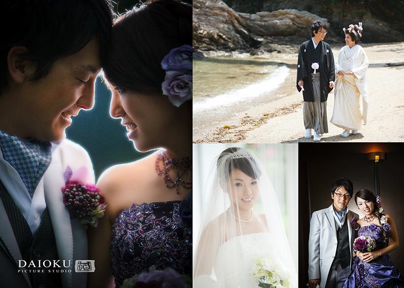 結婚式の前撮り 鳥羽国際ホテルにて_c0224169_17123502.jpg