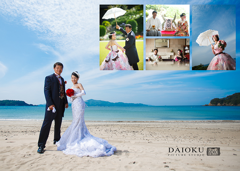 結婚式の前撮り タラサ志摩にて_c0224169_17254596.jpg