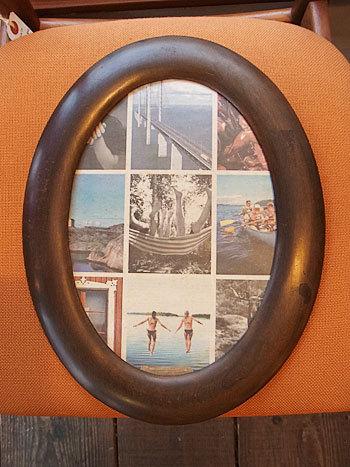 wood picture frame & お知らせ_c0139773_17425799.jpg