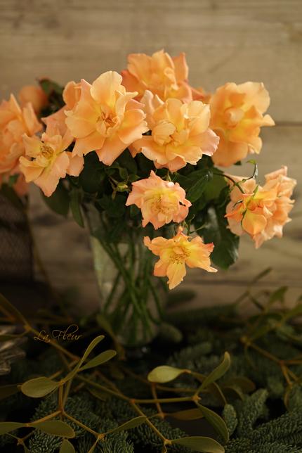 香り漂うバラたち♡_f0127281_1582463.jpg
