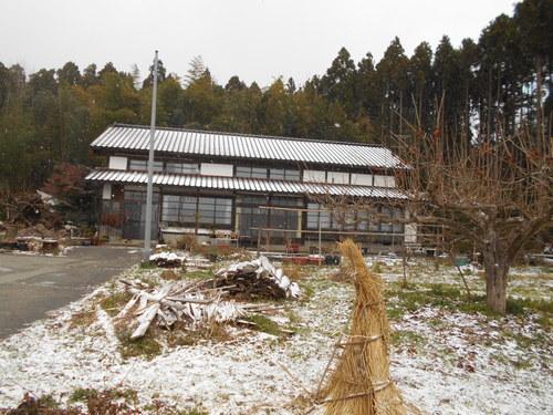 初雪、発氷_e0036983_84469.jpg