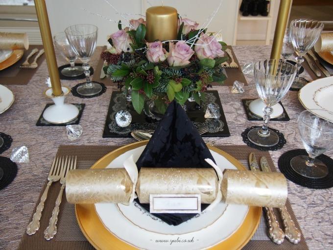 2015年の我が家のクリスマスの様子とテーブル Part 1〜♪_b0313387_03552055.jpg