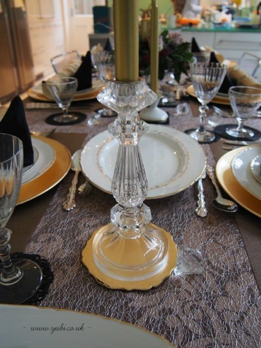 2015年の我が家のクリスマスの様子とテーブル Part 1〜♪_b0313387_03575638.jpg