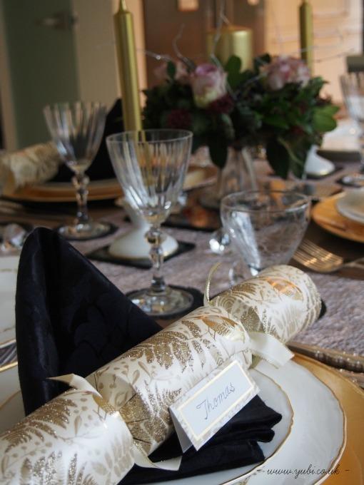 2015年の我が家のクリスマスの様子とテーブル Part 1〜♪_b0313387_04132536.jpg