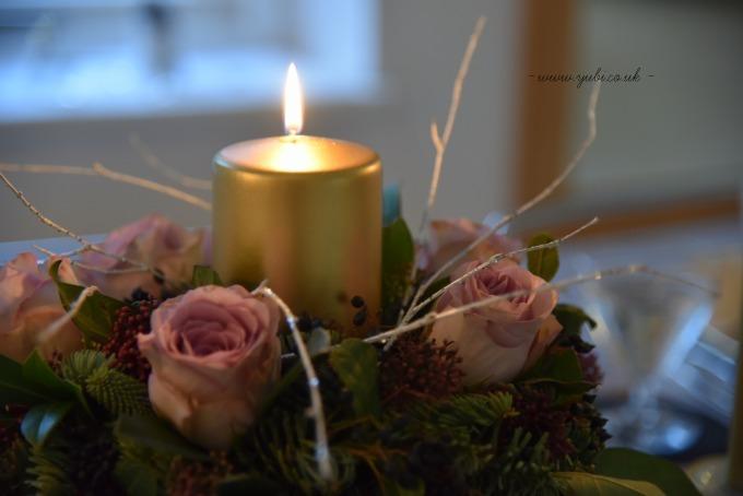 2015年の我が家のクリスマスの様子とテーブル Part 1〜♪_b0313387_04195656.jpg
