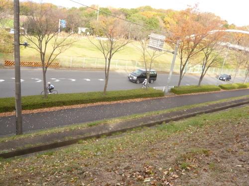 ポタリング 多摩よこやまの道 尾根幹線道路_a0262093_17122706.jpg
