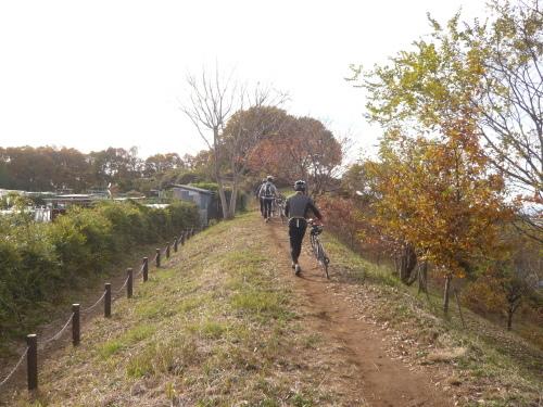 ポタリング 多摩よこやまの道 尾根幹線道路_a0262093_17202707.jpg