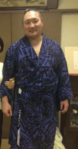 お相撲さんのお餅つき_b0210699_23214419.jpg