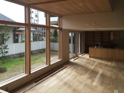 Q1.0住宅新潟信濃町:完成直前_e0054299_021112.jpg