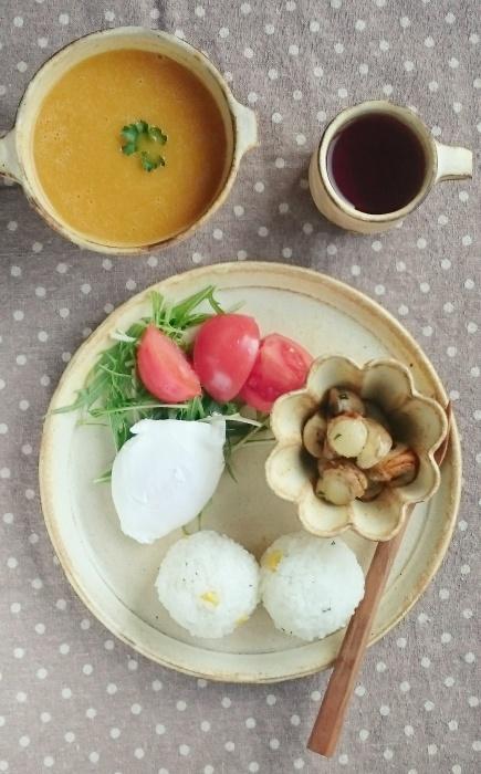 スープ朝ごはん。_b0277136_13314857.jpeg