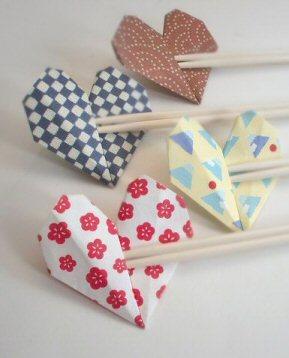 クリスマス 折り紙 箸置き 折り紙 : sobokucafe.exblog.jp