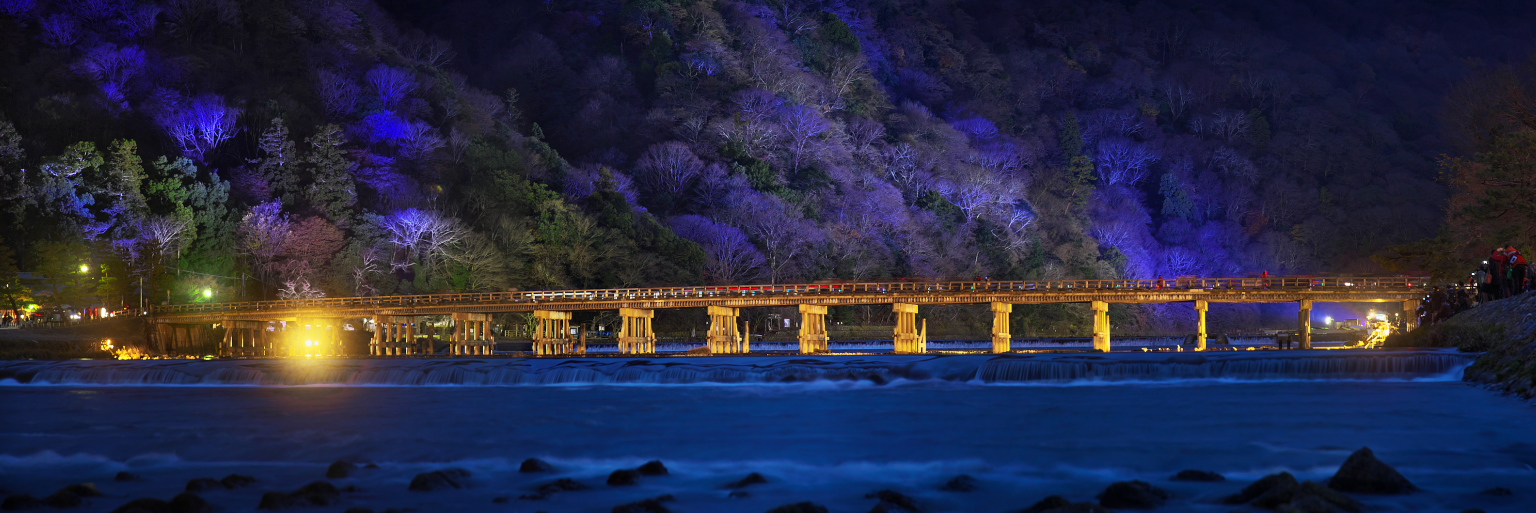 嵐山花灯路 2015_f0021869_23545668.jpg