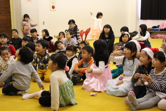 Christmas Party!_f0321473_17040005.jpg