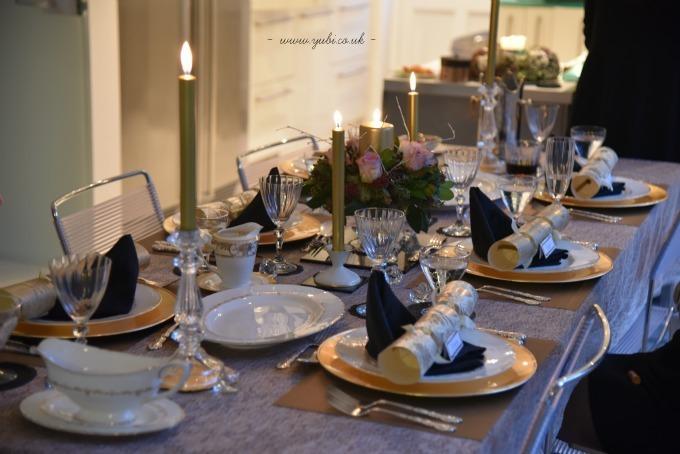 2015年の我が家のクリスマスの様子とテーブル Part 2〜食事編〜♪_b0313387_08031988.jpg