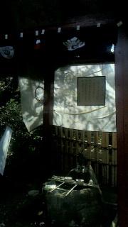上山市・栗川稲荷神社へ1年のお礼参り_f0168392_10500546.jpg