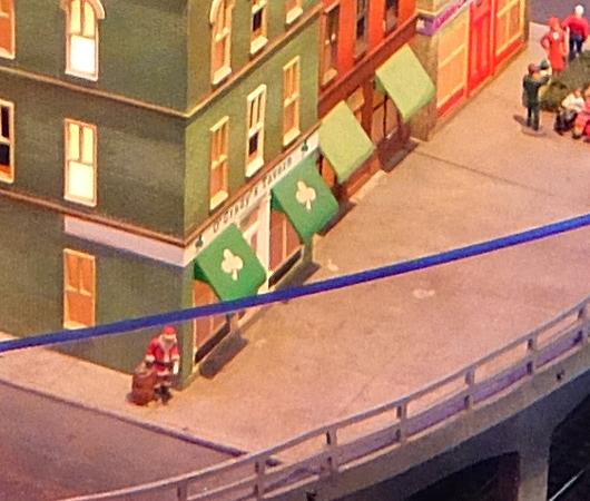 NY地下鉄博物館のホリデー・トレイン・ショー 2015_b0007805_1282546.jpg