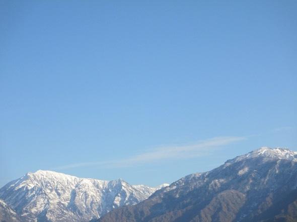 白い雪山_b0203907_09595658.jpg