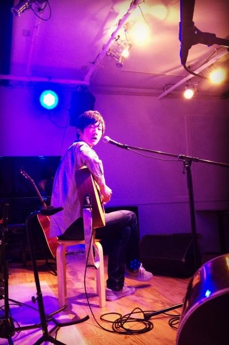【キナちゃんねるLIVE vol.18】guest:井上大地(vo.guitar)_f0115311_04380330.jpg