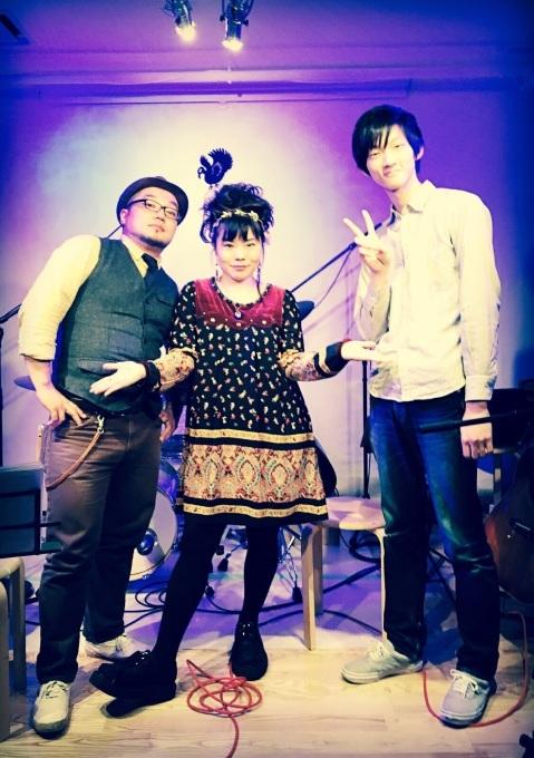【キナちゃんねるLIVE vol.18】guest:井上大地(vo.guitar)_f0115311_04410652.jpg
