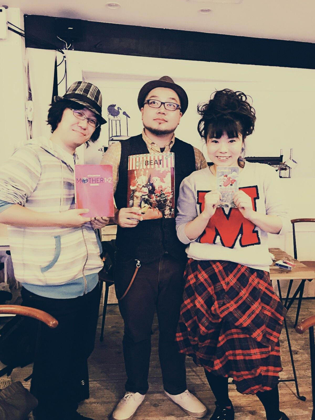【キナちゃんねるLIVE vol.18】guest:井上大地(vo.guitar)_f0115311_04423394.jpg