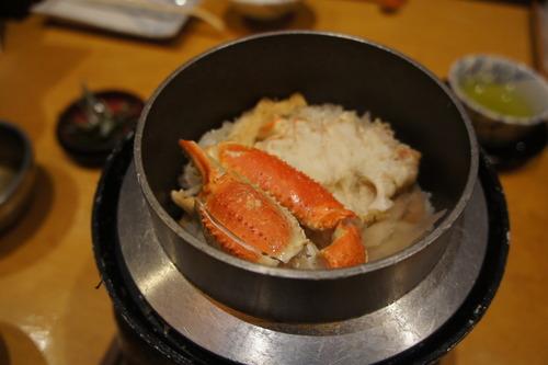 【かに料理!】_f0215714_17274653.jpg