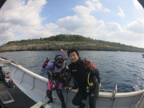 12月29日年末水納島最高~_c0070933_21575318.jpg