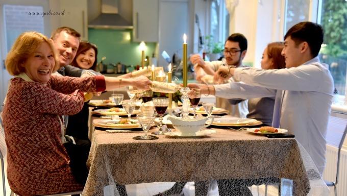 2015年の我が家のクリスマスの様子とテーブル Part 2〜食事編〜♪_b0313387_06075112.jpg