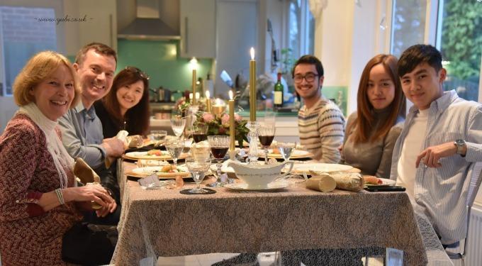 2015年の我が家のクリスマスの様子とテーブル Part 2〜食事編〜♪_b0313387_06115641.jpg