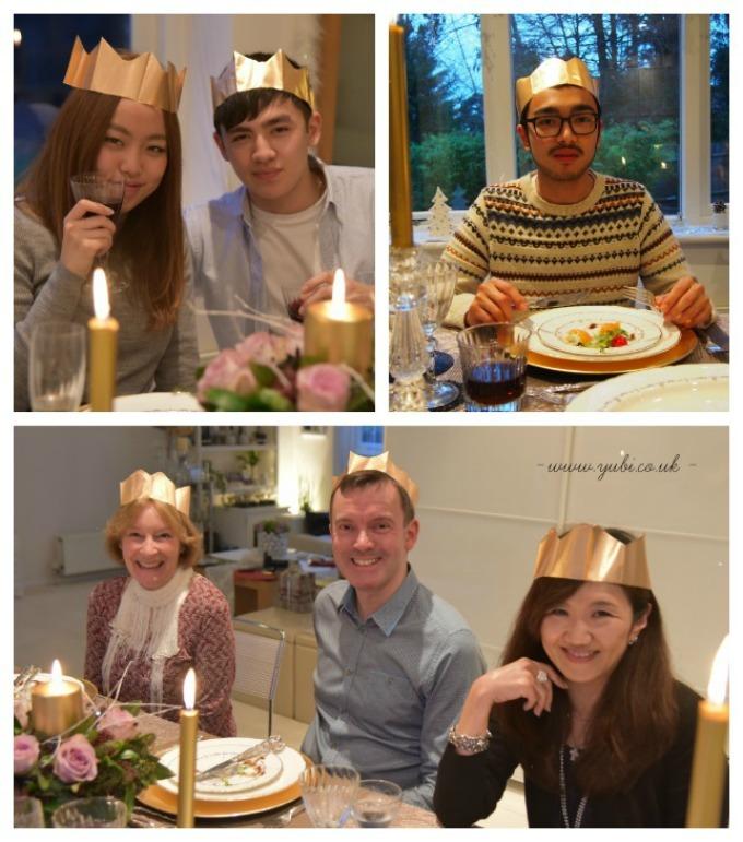2015年の我が家のクリスマスの様子とテーブル Part 2〜食事編〜♪_b0313387_06261178.jpg