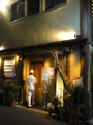 大阪 法善寺横町 銀屋_f0034816_238977.jpg