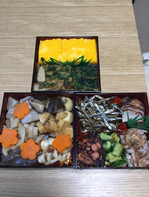 おせち料理_b0163121_2192345.jpg