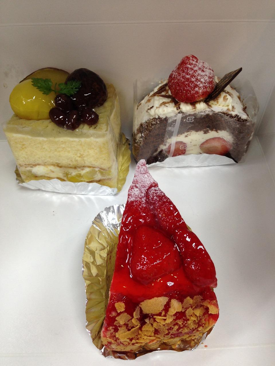 あまーいケーキ♪_e0119723_2132333.jpg
