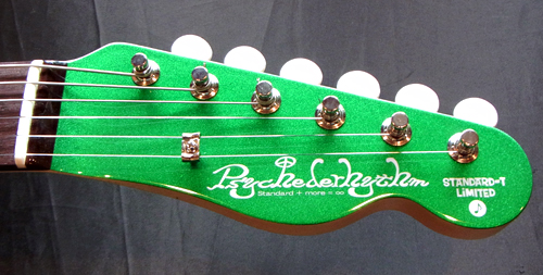 「Hot Rod Organic Green MetaのSTD-T 2本」が完成!!!_e0053731_16595356.jpg