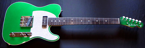 「Hot Rod Organic Green MetaのSTD-T 2本」が完成!!!_e0053731_16595624.jpg