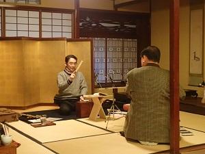 金沢町家で笛三昧_f0233340_2105096.jpg