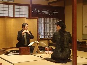 金沢町家で笛三昧_f0233340_212268.jpg