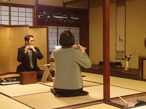 金沢町家で笛三昧_f0233340_214590.jpg