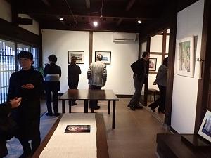 金沢町家で笛三昧_f0233340_2363383.jpg