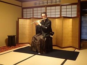 金沢町家で笛三昧_f0233340_2474220.jpg