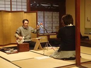 金沢町家で笛三昧_f0233340_261189.jpg