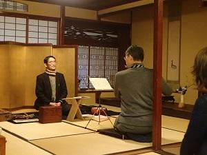 金沢町家で笛三昧_f0233340_27225.jpg